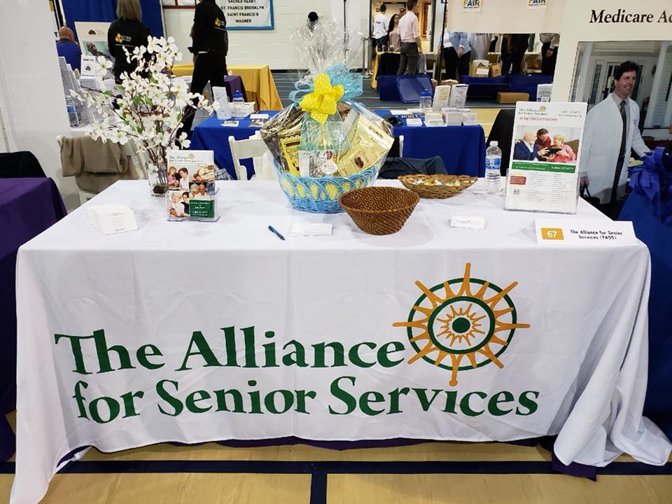 TASS participates in Bergen County Care Fair