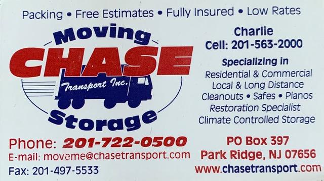 Chase Transport Inc.